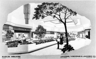 Euclid Square Mall Rendering