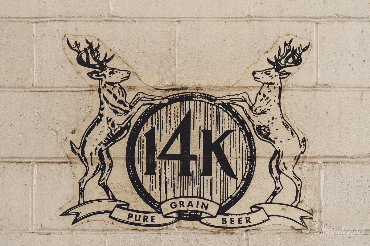 Hudepohl Brewing Company 14K