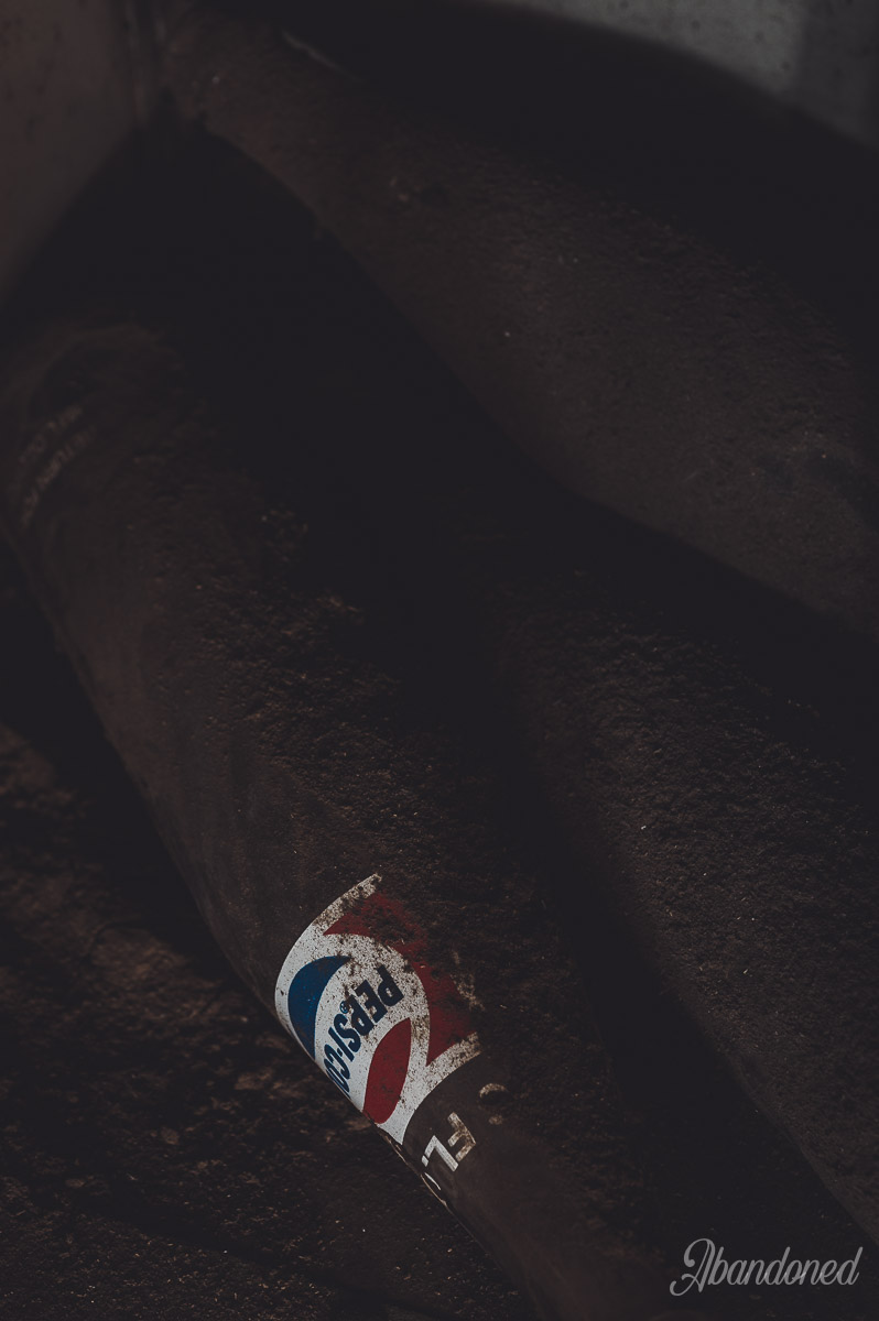 Parker Tobacco Company Locker