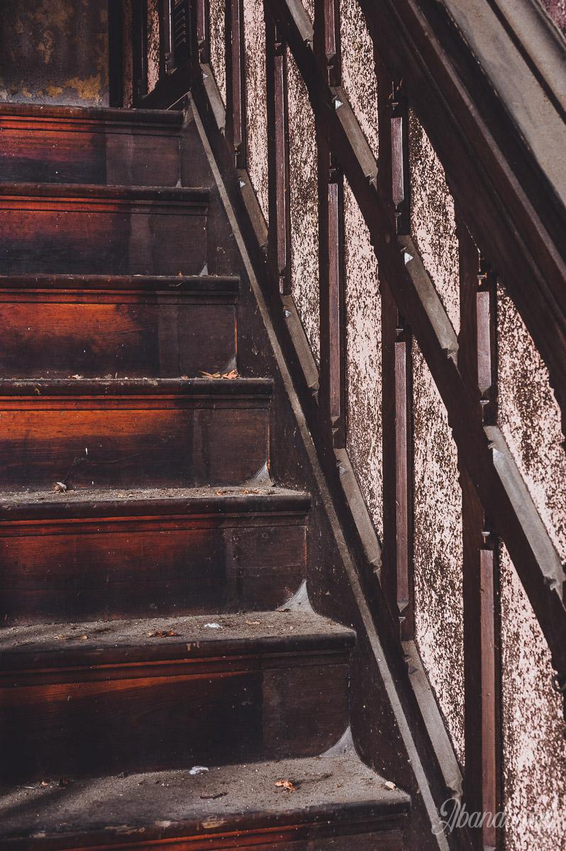 First German Reformed Church Stairwell