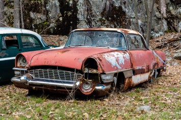 Abandoned Packard Mayfair