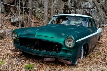 Abandoned Vehicle