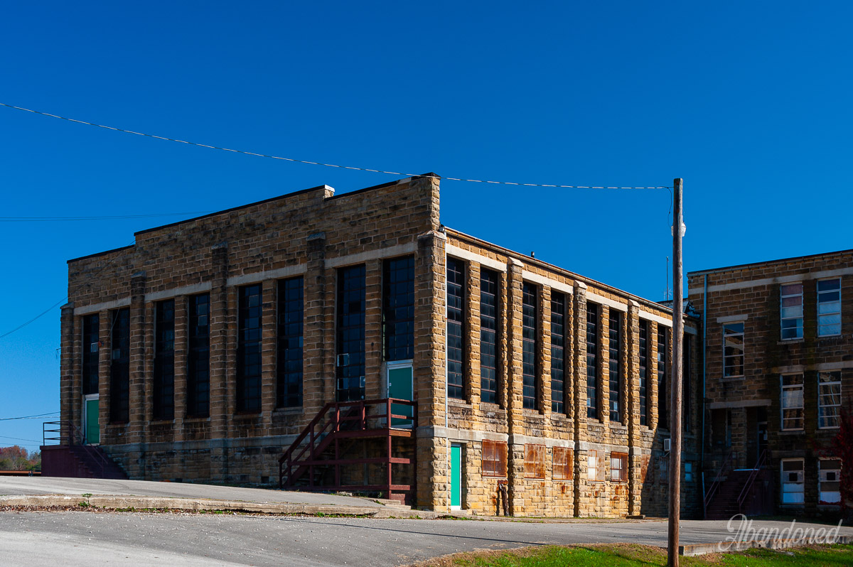 Campton High School Gymnasium