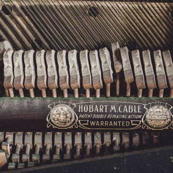 Hobart M. Cable Piano Company Style G Player Piano