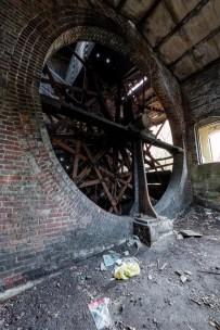 Dorrance Colliery Fan Complex