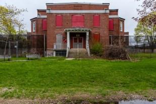 Medfield State Hospital Ward R