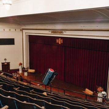 Ironton High School Auditorium
