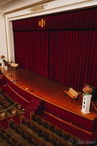 Ironton High School Auditorium