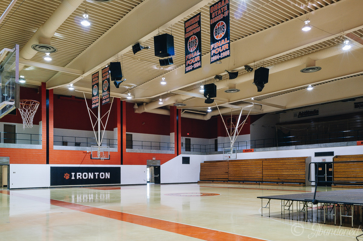 Ironton High School Gymnasium