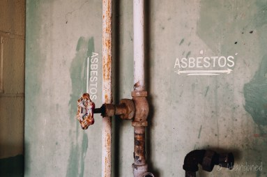 Pipes with Asbestos