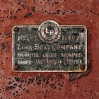Link Belt Company Tag
