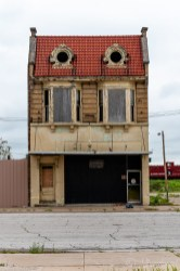 Abandoned Commercial Building