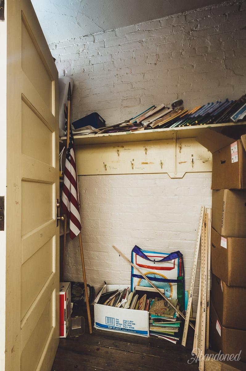 Windsor School Closet