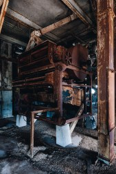 Old Industrial Equipment