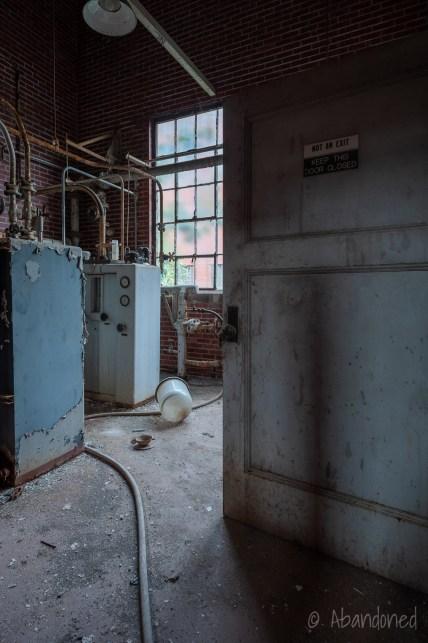 Paddy's Run Power Plant Pump Station
