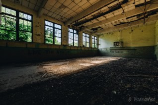 Silver Creek Junior-Senior High School Gymnasium