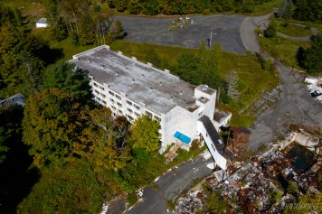 Brown's Hotel & Country Club Aerial