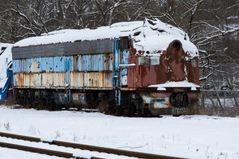 West Virginia Central No. 92