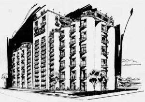 Ballard & Ballard Silo Apartment Proposal