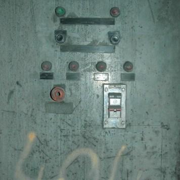 Buckeye Ordnance Works Control Panel