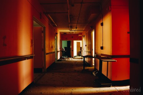 Mountain State Hospital Hallway