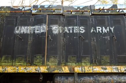 Fort Eustis Military Railroad B2074