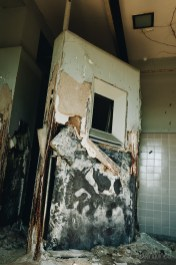 Corbin Municipal Hospital X-Ray Shield