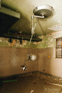 Corbin Municipal Hospital Interior
