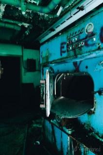 Corbin Municipal Hospital Boiler