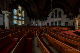 Abandoned Philadelphia Church