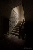 Uplands Stairwell