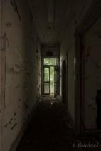 Uplands Hallway