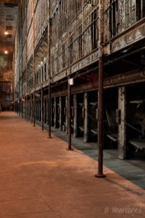 Ohio State Reformatory Cell Block