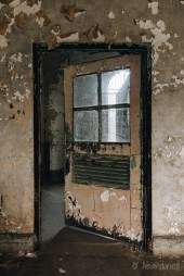 Ohio State Reformatory Library Door