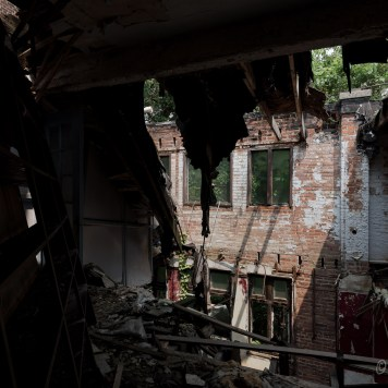 Nativity of the Blessed Virgin Mary Church Sanctuary Collapse
