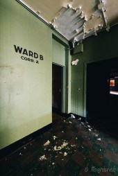 Medfield State Hospital Ward
