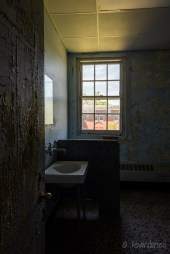 Medfield State Hospital Ward S Bathroom