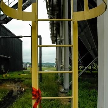 Buckeye Ordnance Works Power Plant Ladder