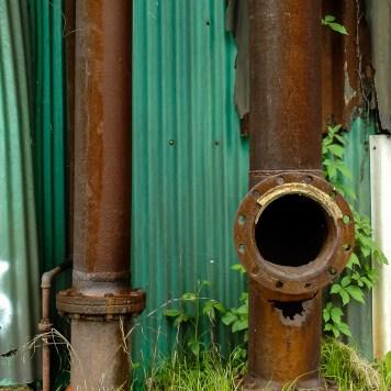 Buckeye Ordnance Works Power Plant Pipes