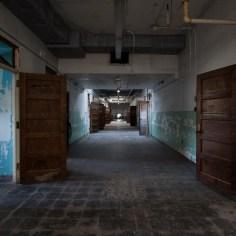 Trans-Allegheny Lunatic Asylum Ward Hallway
