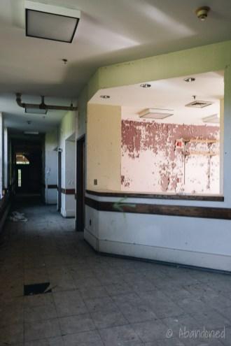 Manual Training Building Interior
