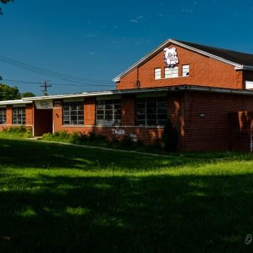 Giffen Alumni Memorial Building