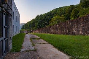 Maximum Security Unit at Brushy Mountain State Penitentiary
