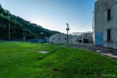 Gymnasium at Brushy Mountain State Penitentiary