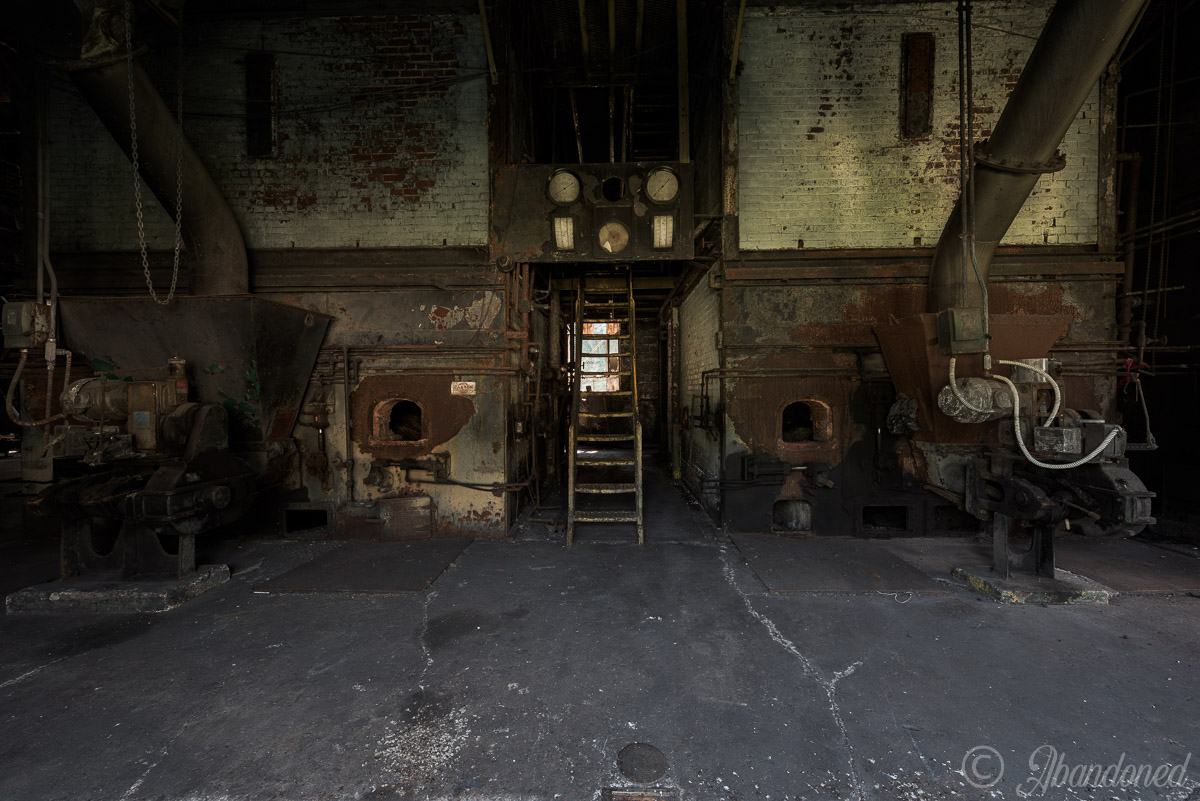 Power Plant at Brushy Mountain State Penitentiary