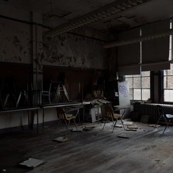 Lafayette-Bloom School Classroom