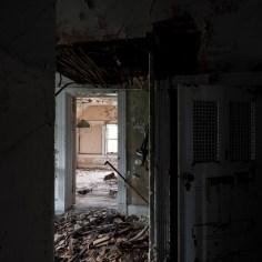 A. E. Burckhardt House Interior