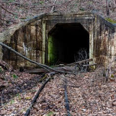 Sideling Hill Tunnel North Portal