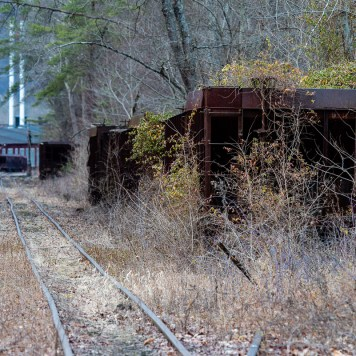 East Broad Top Railroad Hopper Cars