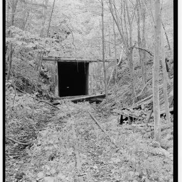 Wreys Hill Tunnel West Portal
